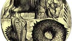 Бегемот: мифология, этимология, разновидности