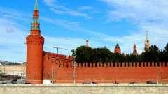 Беклемишевская башня: история постройки