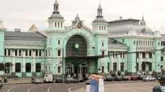 Белорусский вокзал: станция метро, ближайшая к нему, немного истории и интересных фактов