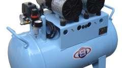 Безмасляный компрессор как решение для достижения чистого сжатого воздуха