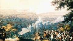 Битва при лесной со шведами