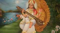 Богиня сарасвати: мантры, янтры и знание о богине индуизма