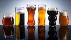 Бокалы для пива: история, виды и предназначение