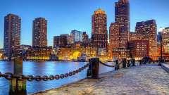 Бостон - это... Где находится город бостон?