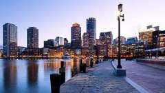 Бостон (массачусетс) – колыбель американской революции
