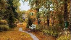 Ботанический сад (тверь) - одно из примечательных мест города