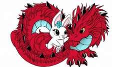 Брак и астрология: совместимость мужчина-дракон - женщина-дракон