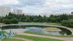 Братиславский парк: описание и фото