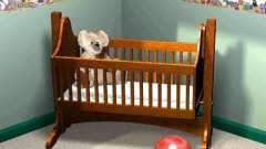 Будущим родителям на заметку: как выбирать кроватку для новорожденного
