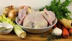 Бульон куриный с лапшой: рецепты приготовления