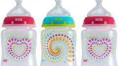 """Бутылочки """"нук"""" для новорожденных: обзор, виды и отзывы"""
