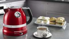 Чайник kitchenaid – современное решение бытовых проблем
