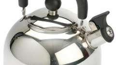 Чайники из нержавеющей стали – элегантная посуда