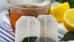 Чайный пакетик - что такое? Как сделать чайный пакетик своими руками