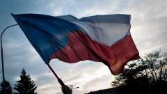 Чехия: флаг и его история