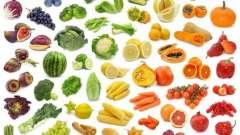 Чем отличается диета цветная?