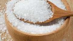 Чем отличается кошерная соль от столовой. Применение кошерной соли в кулинарии
