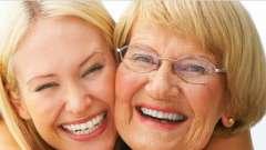 Чем выполняют протезирование передних зубов