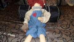 Чердачные куклы: история и мастер-класс по изготовлению