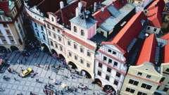 Чешская виза: тонкости оформления