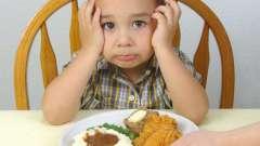 Что делать: ребенок отказывается от еды? Причины и последствия
