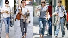 Что одевать с джинсами, чтобы выглядеть стильно?