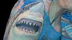 "Что означает тату ""акула""?"
