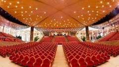 Что представляет собой зал церковных соборов храма христа спасителя?