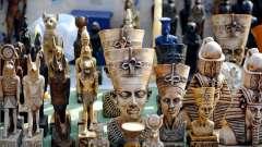Что привезти из египта в подарок?