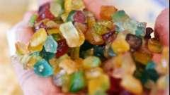 Что такое цукаты и с чем их едят