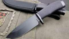 Что такое охотничий нож?