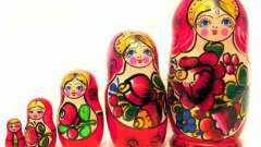 Что такое самый типичный русский сувенир?
