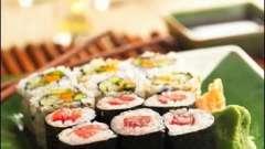 Что такое суши и как их готовить?