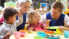 Чтобы стать человеком, ребенку необходимо воспитание