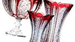 Цветной хрусталь - радуга в стекле