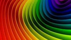 Цветовой спектр: на какие сегменты он делится и как нам видится?