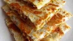 Дагестанский афар: рецепт приготовления