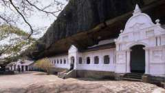 Дамбулла - храм будды на шри-ланке