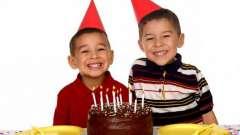 День именинника – подарите ребенку настоящий, веселый праздник