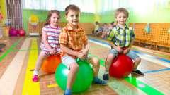 День здоровья в детском саду (старшая группа): сценарий