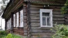 Деревенские дома – превосходство интерьера прошлого