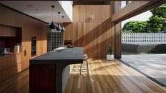 Деревянная вагонка в интерьере: интересные идеи