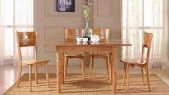 Деревянный стол для дачи – незаменимый атрибут загородного дома