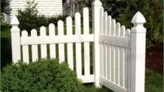 Дешевый забор для дачи. Из чего дешевле сделать забор?