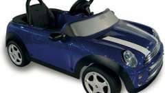 Детская машина на аккумуляторе - какую купить?