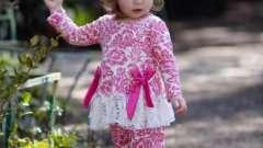 Детская одежда fun time - отличный выбор для малыша