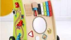 Детские ходунки-каталка - полезное приобретение.
