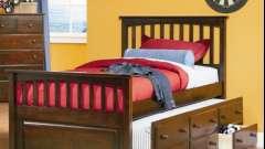 Детские кровати с ящиками – функциональное решение