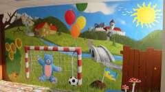 Детские уголки: в однокомнатной квартире все возможно