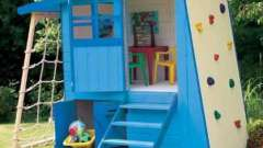 Детский домик - мечта любого ребёнка